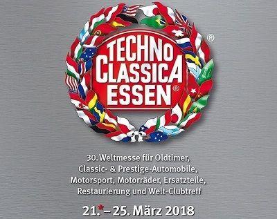 Techno Classica Essen 2018 - OldCar24