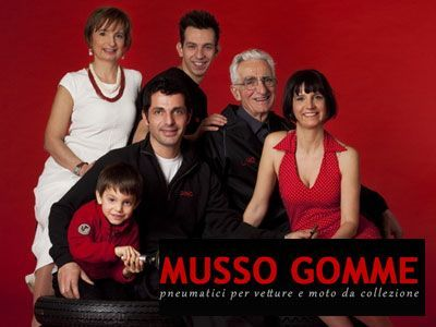 Musso Gomme