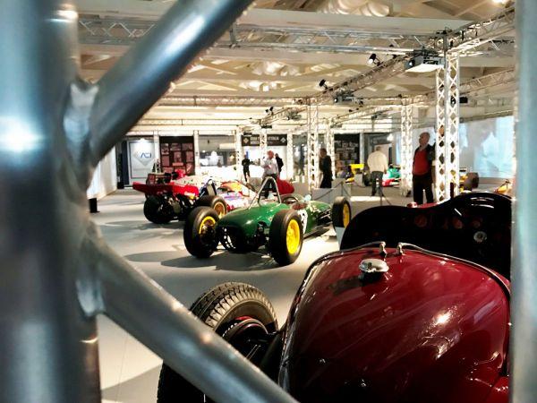 OldCar24 presente alla fiera Auto e Moto d'epoca 2017 : oltre 115.000 visitatori, un successo