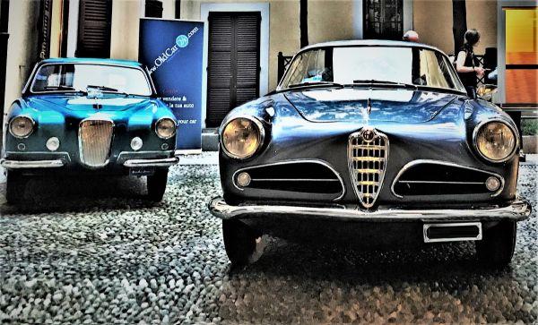 """Milano: Design Week  - OldCar24 sponsor per """" Arte & Motori """""""