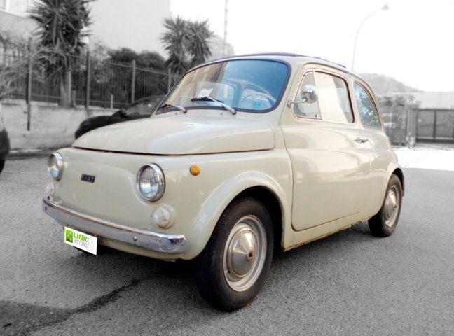 Usate Fiat 500 F 1967 Interni Prezzi Waa2