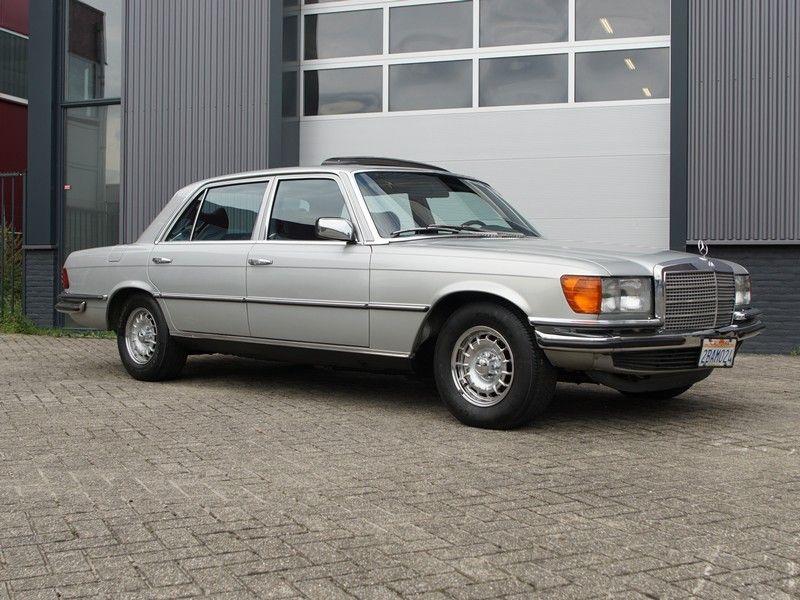 mercedes-benz s-class 1979-1991