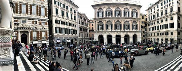 Genova, un successo il Circuito della Superba