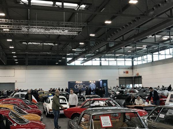 OldCar24 Media Partner di Verona Legend Cars 2019 :  in esclusiva le foto delle auto in vendita dei privati