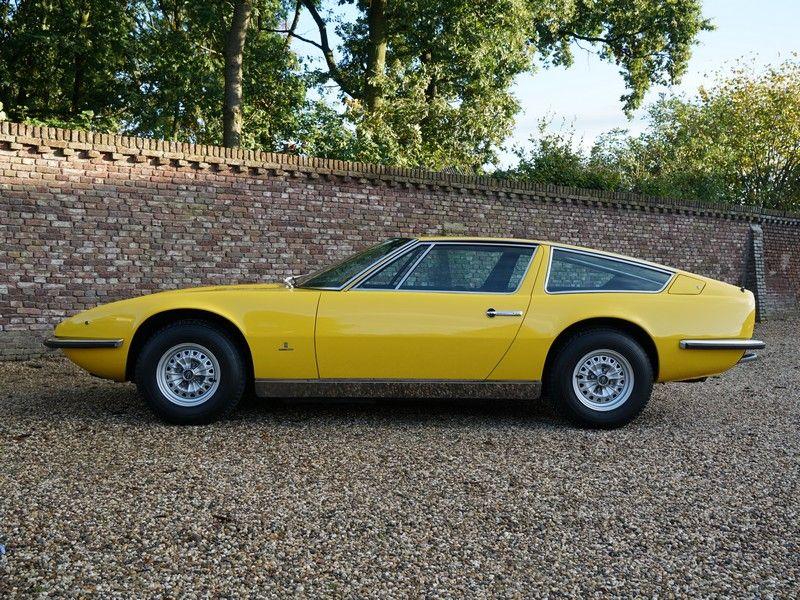 OldCar24 - MASERATI Indy(1969-1974) 4700 d'epoca in ...