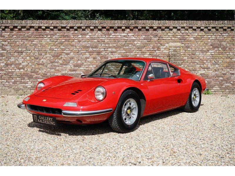 OldCar24 - FERRARI 246 Dino (1969-1974) GT d'epoca in ...