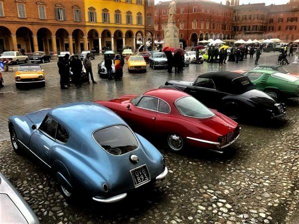 Concours d'Elégance Trofeo Salvarola Terme:  vince il Best  of show una Fiat 6C 1500 Pininfarina