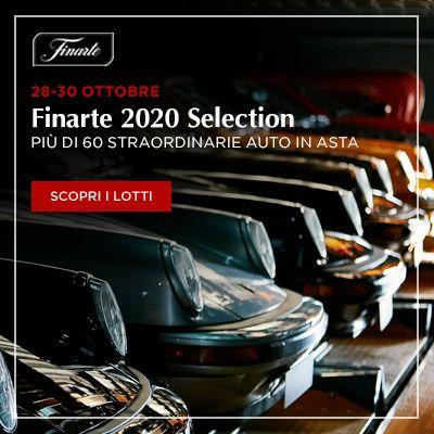 FINARTE AUCTIONS 28-30 OTTOBRE 2020 - OLDCAR24