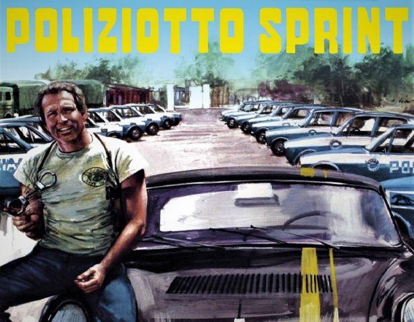 Cinema & Motori: inseguimento all'italiana