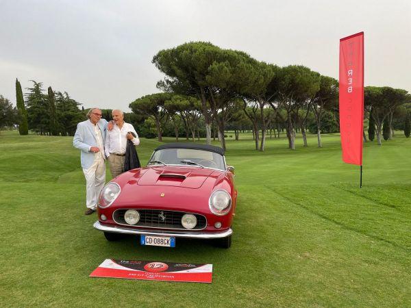 """""""Bella come Roma"""", vince la Ferrari 250 GT California"""