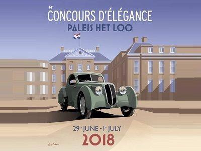 Concours d'Élégance Paleis Het Loo OldCar24