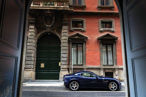 Alfa Romeo 8C Competizione: il colore nato da una scommessa con Sergio Marchionne nel Top Lot dell'Asta di Wannenes a Milano AutoClassica