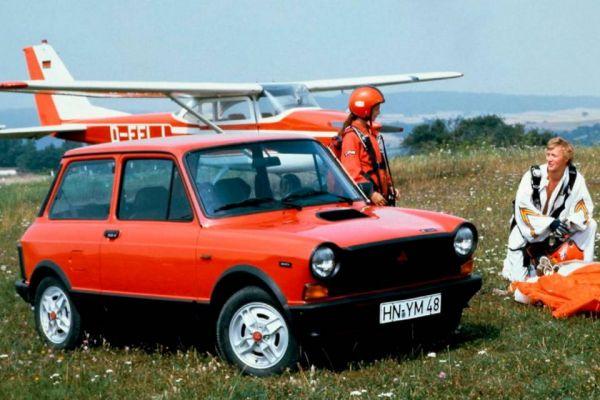 A 112 ABARTH 1971