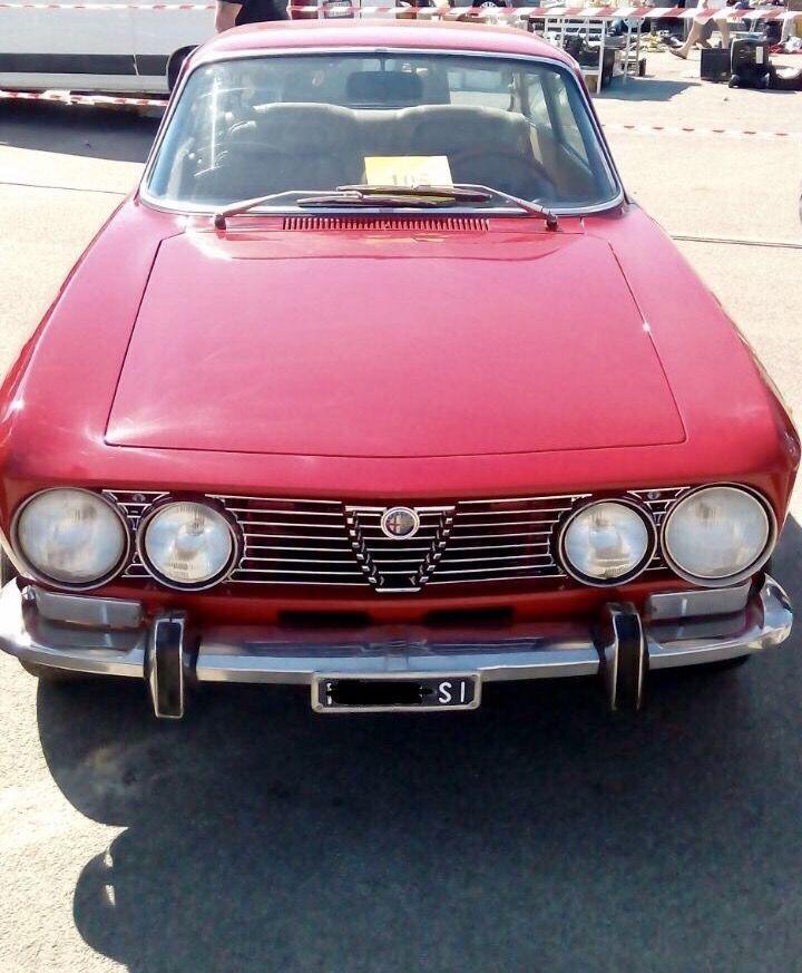 ALFA ROMEO 2000 D'epoca In Vendita OldCar24