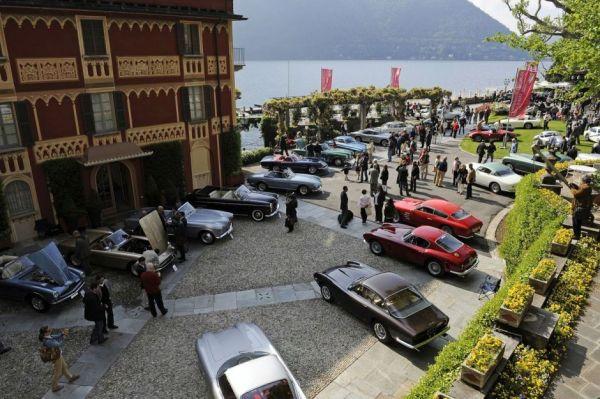Concorso d'Eleganza Villa d'Este:  in mostra  tutto il fascino delle auto d'epoca