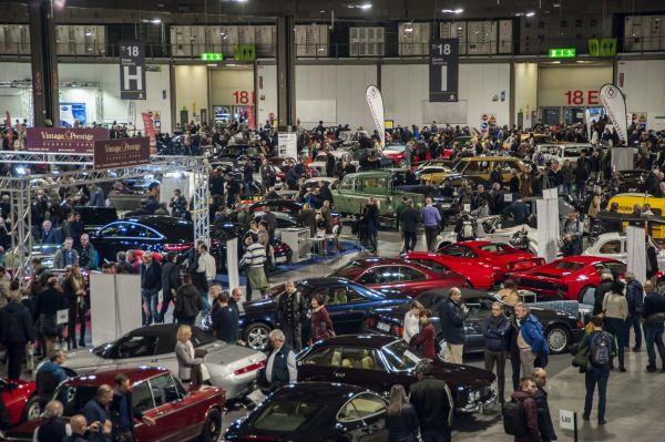 Sempre più grande e sempre più bello: si scaldano i motori della nona edizione di Milano AutoClassica, l'elegante Salone dal respiro internazionale