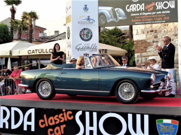 Quarta edizione Garda Classic Car Show