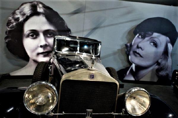 Isotta Fraschini tipo 8B : automobili oltre la leggenda