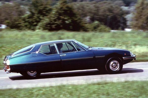 Citroen SM 1970-75