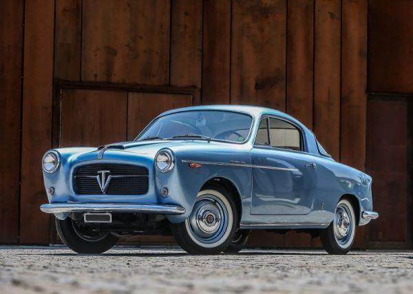 La Fiat 1100 TV coupe' : un capolavoro firmato Pininfarina