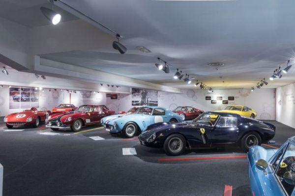 """Museo Ferrari, due mostre per i 70 anni della Rossa: """" Under the Skin """" e """" Rosso Infinito """""""