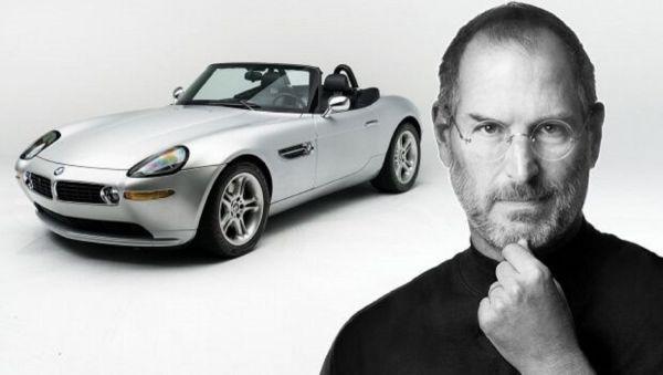 All'asta la BMW Z8 di Steve Jobs