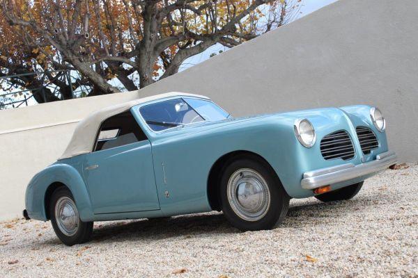 Fiat 1100 cabriolet o Ferrari 166 Inter ? La domanda sorge spontanea anche tra i veri intenditori