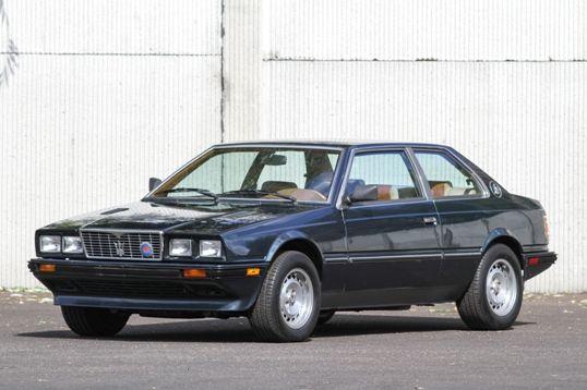MASERATI BiTurbo(1981-1994) d'epoca in vendita OldCar24