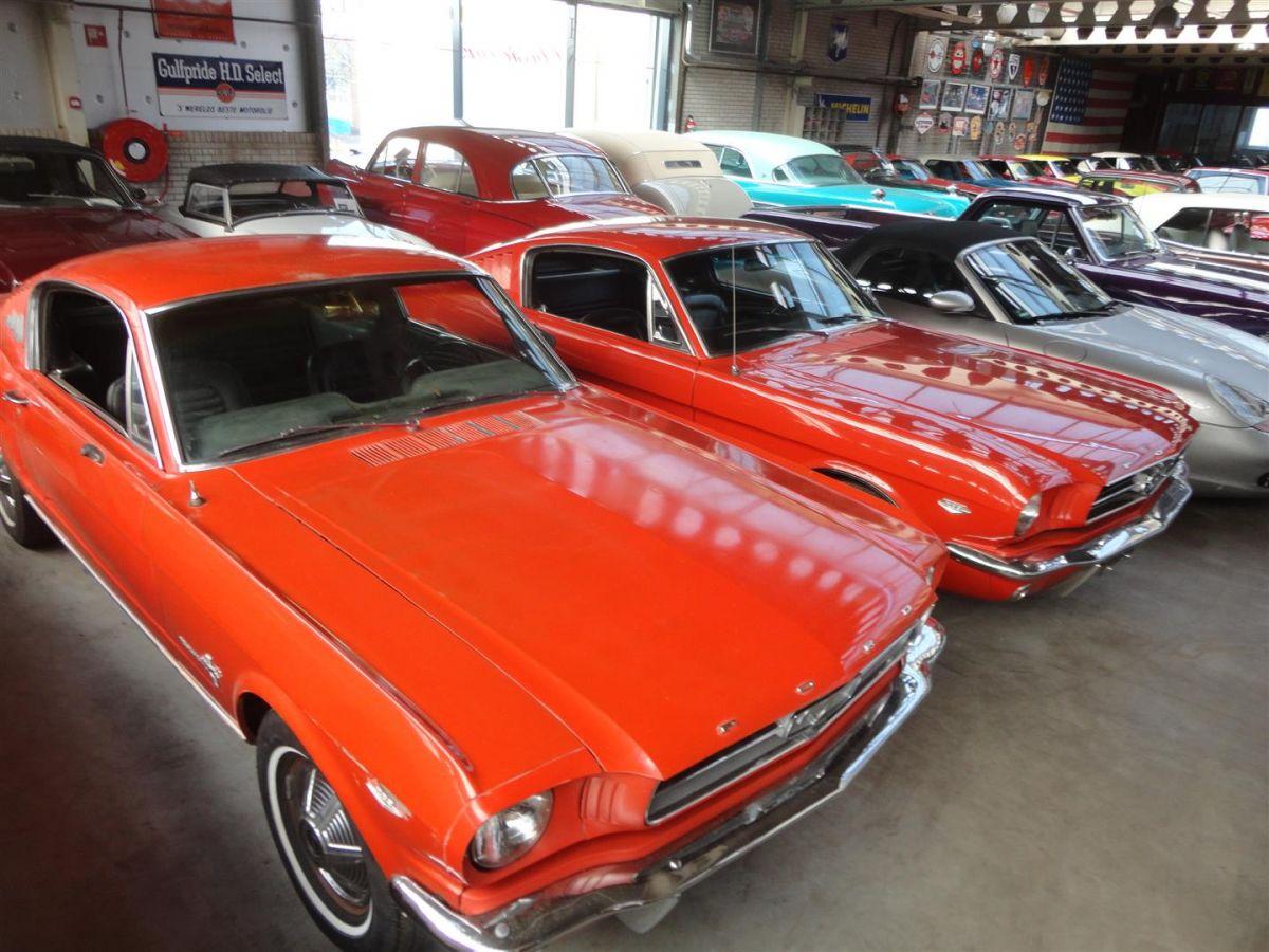 Usate ford mustang fastback prezzi waa2