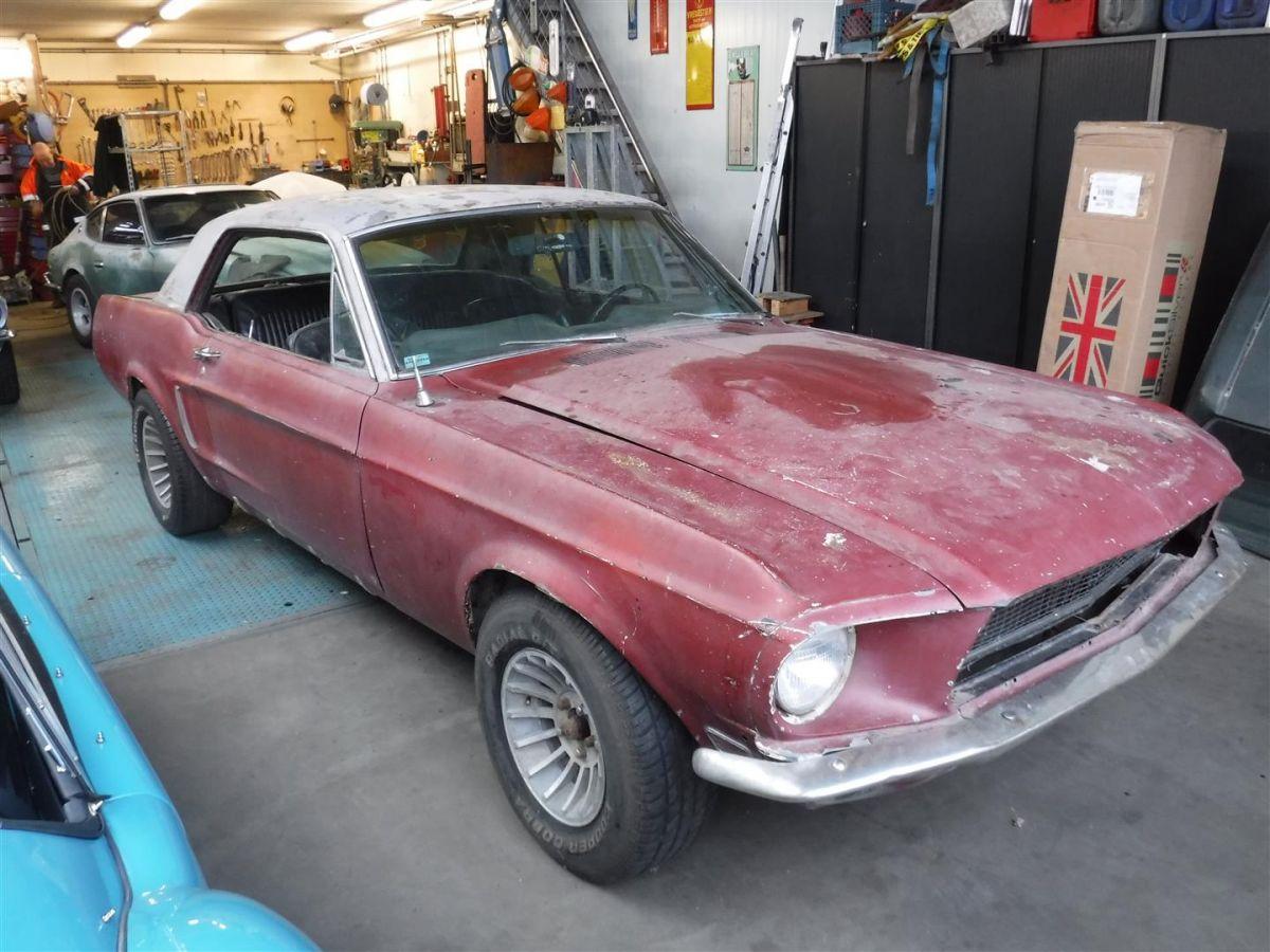 Ford Mustang 1969 Usata Prezzo