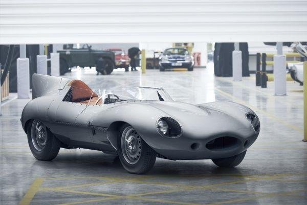 Il ritorno della Jaguar D-Type : verranno prodotti gli ultimi 25 esemplari