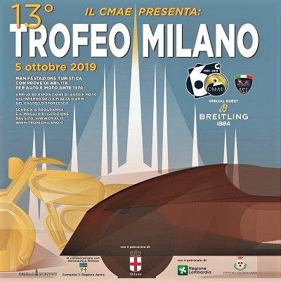 13° TROFEO MILANO Partner OldCar24