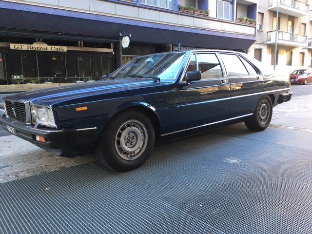 OldCar24 - MASERATI Quattroporte 4900 III serie d'epoca in ...