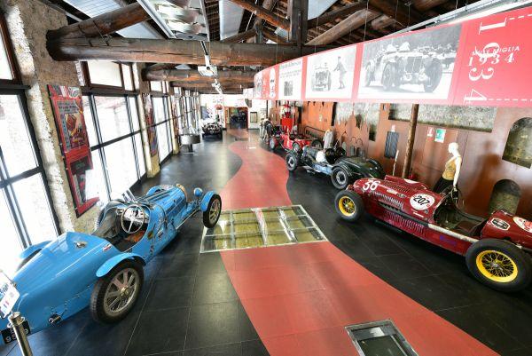 Visita al Museo Mille Miglia