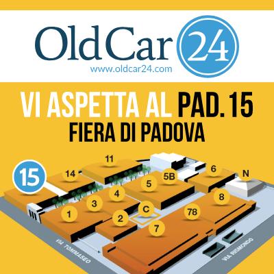 Fiera Auto Moto d'Epoca Padova OldCar24