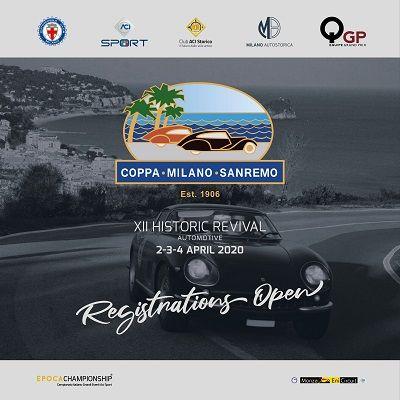 Coppa Milano Sanremo 2020 - Partner OldCar24