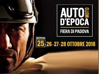 Auto Moto d'Epoca Padova 2018 OldCar24
