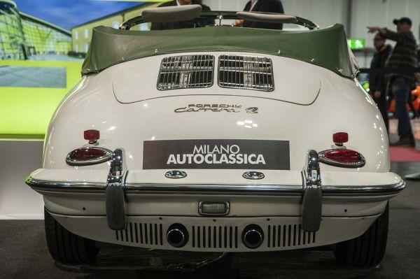 Inaugura domani la nona edizione di Milano AutoClassica